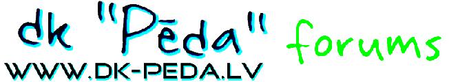 WWW.DK-PĒDA.LV